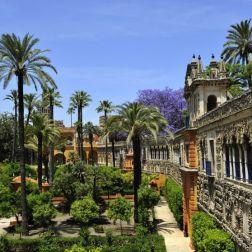 Alacazar Sevilla