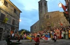Toscane et Folklore