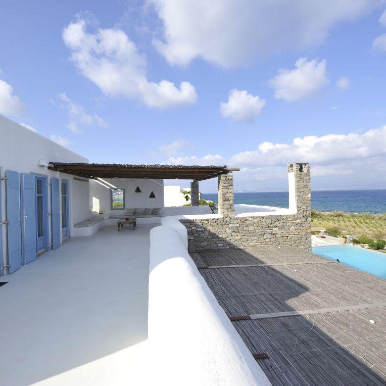 location villa Paros