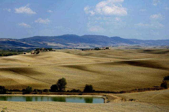 Toscane -Orcia