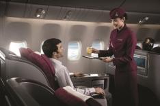 Qatar 777 interior shoot