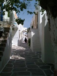 village typique paros