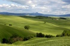 Toscane - Val Orcia