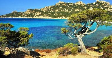 Plage sud de la Corse