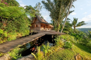 location villa ubud