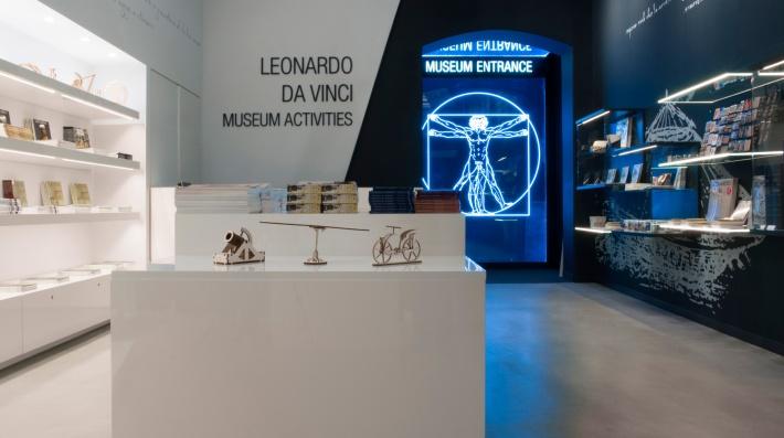 Musée Leonard de Vinci