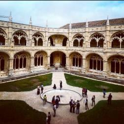 Monastère et son cloitre
