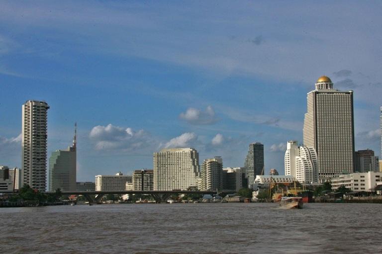 Bangkok-visite