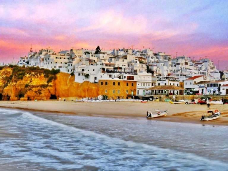 Algarve-village