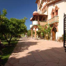location villa barcelone