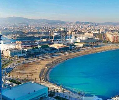 sejour plage barcelone