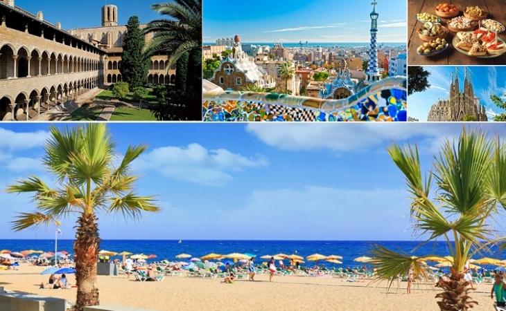 séjour vacances barcelone