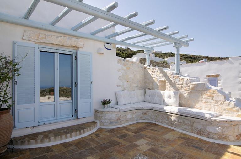 location maison grece