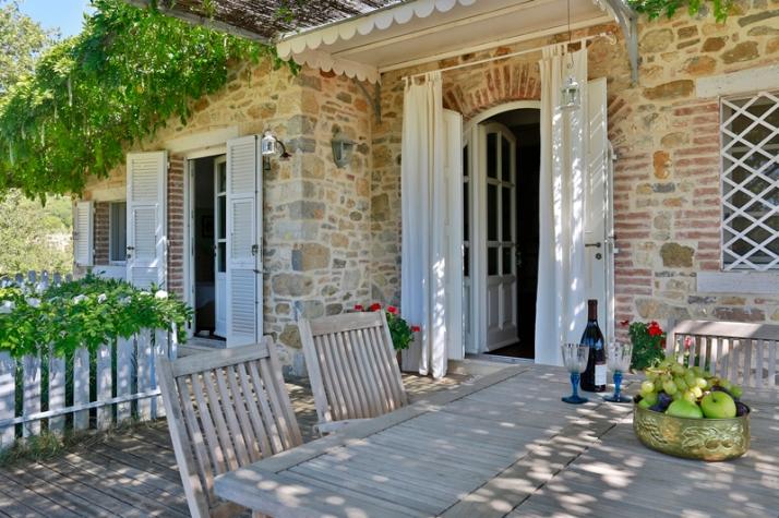 villa luxe toscane