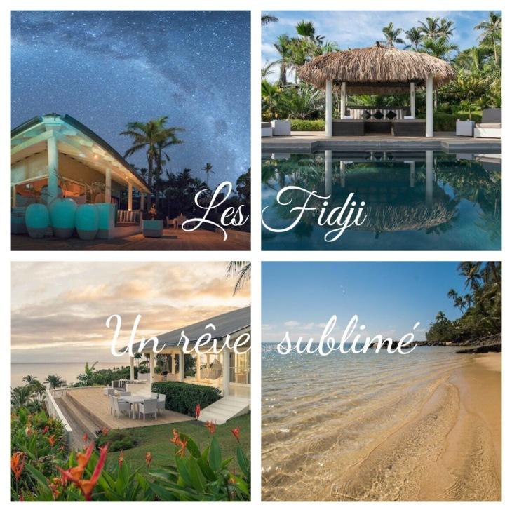 le luxe des Fidji