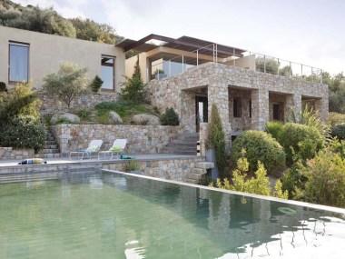 villa luxe corse