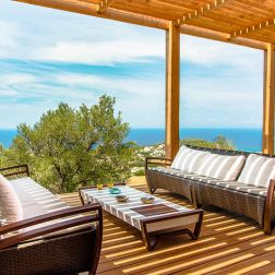 location villa Corse