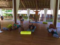 louer luxe yoga retraite