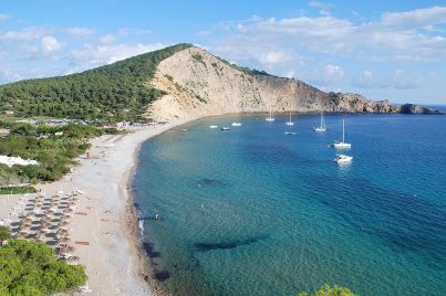 Ibiza plage de rêve