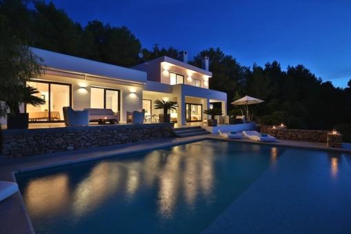 Villa de luxe ibiza