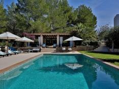 Luxueuse propriété à Ibiza