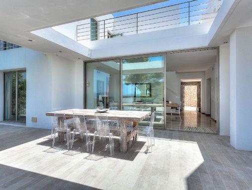 villa à louer de luxe Ibiza