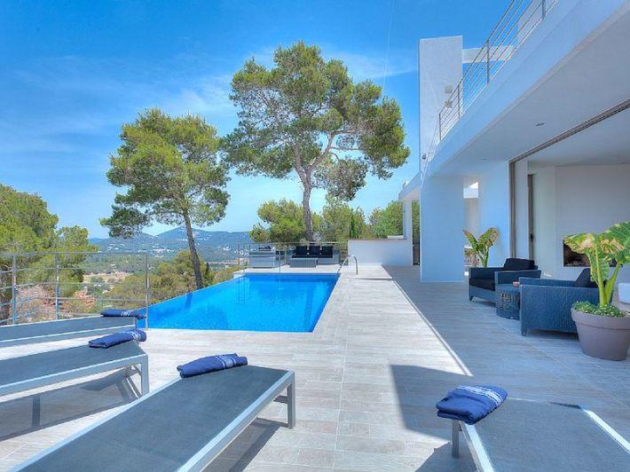 Luxe bord de mer Ibiza