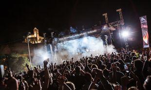 Music festival Ibiza