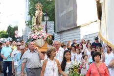 Procession de la Vierge Ibiza