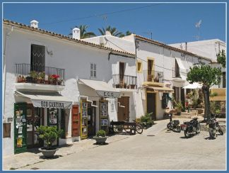 Ibiza village authentique