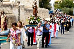 Procession Ibiza