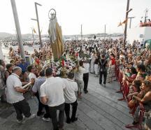 Procession ibiza Vierge du Carmel