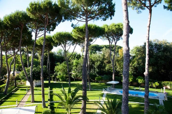 maison luxe et charme à Rome
