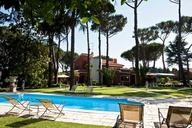location villa de luxe