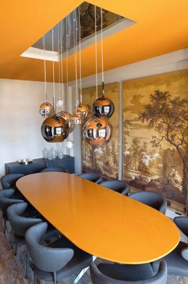 interior design luxe Rome