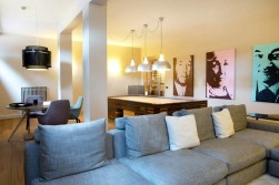 interieur luxe Rome