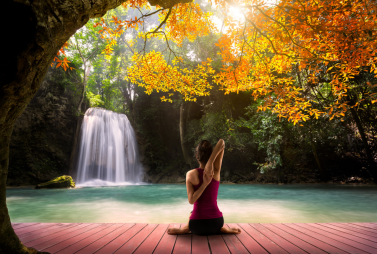 yoga luxe