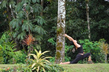 voyage luxe yoga