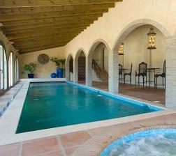 belle villa andalousie