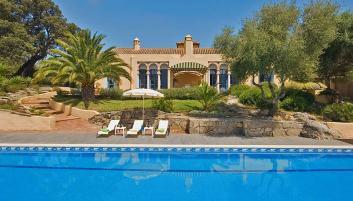 villa luxe andalousie