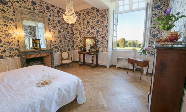 chambre de luxe Normandie