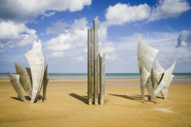 Mémorial d'Omaha beach