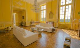 Chateau luxueux Normandie