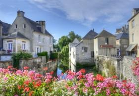 luxueux château à louer en Normandie