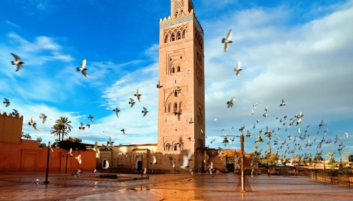 monuments marrakech