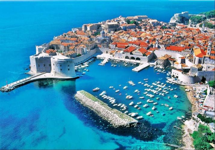 sejour croatie