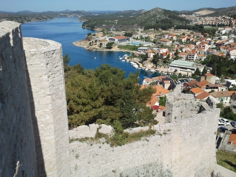 Sibenik city