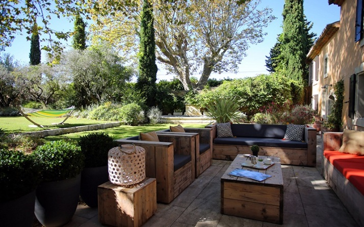 location villa en provence